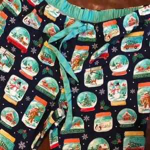 Nick & Nora flannel pajama pants